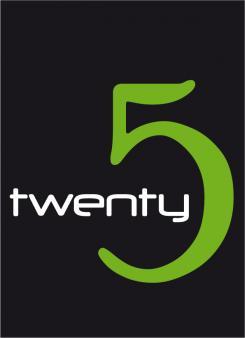 Logo # 618 voor Twenty5 wedstrijd