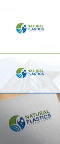 Logo # 1021446 voor Eigentijds logo voor Natural Plastics Int  wedstrijd