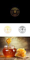 Logo # 1015744 voor Logo voor imkerij MoBees wedstrijd