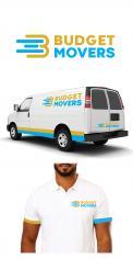 Logo # 1021871 voor Budget Movers wedstrijd