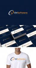 Logo design # 1118690 for Design a unique and different logo for OVSoftware contest