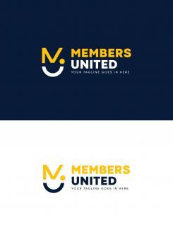 Logo design # 1126951 for MembersUnited contest