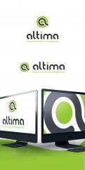Logo # 1072854 voor logo for industrial consultancy services  Altima  www 1406 n  wedstrijd