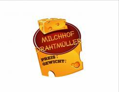 Logo  # 1084142 für Milchbauer lasst Kase produzieren   Selbstvermarktung Wettbewerb