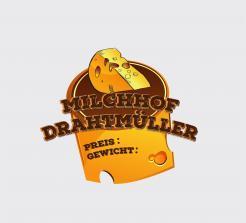 Logo  # 1084145 für Milchbauer lasst Kase produzieren   Selbstvermarktung Wettbewerb