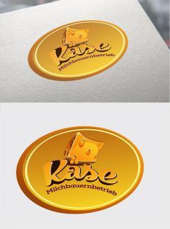 Logo  # 1084006 für Milchbauer lasst Kase produzieren   Selbstvermarktung Wettbewerb