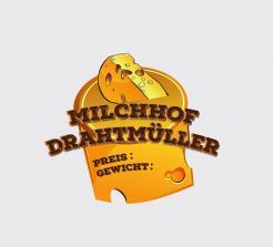 Logo  # 1084131 für Milchbauer lasst Kase produzieren   Selbstvermarktung Wettbewerb