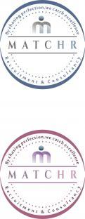 Logo # 446432 voor Jong.. speels logo voor ons bedrijfsadviesbureau/recruitment matcHR wedstrijd
