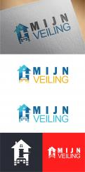 Logo design # 1198557 for Logo for new real estate auction site contest