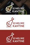 Logo design # 1155279 for Design a logo for vegan restaurant   catering 'De Nieuwe Kantine' contest