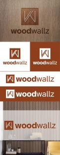 Logo design # 1152175 for modern logo for wood wall panels contest