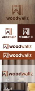 Logo design # 1152176 for modern logo for wood wall panels contest