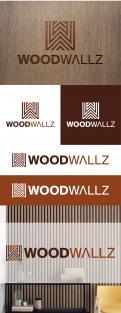 Logo # 1152177 voor modern logo voor houten wandpanelen wedstrijd