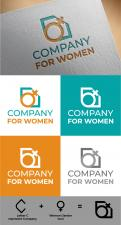 Logo design # 1149182 for Design of a logo to promotes women in businesses contest