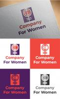Logo design # 1149183 for Design of a logo to promotes women in businesses contest