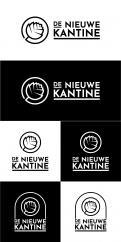 Logo design # 1155304 for Design a logo for vegan restaurant   catering 'De Nieuwe Kantine' contest