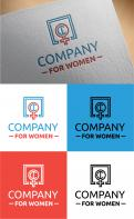 Logo design # 1149185 for Design of a logo to promotes women in businesses contest