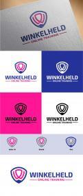 Logo # 1147307 voor Logo voor online mobiele verkooptraining wedstrijd