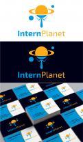 Logo # 1160651 voor Logo voor een website InternPlanet wedstrijd
