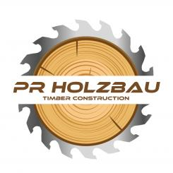 Logo  # 1165706 für Logo fur das Holzbauunternehmen  PR Holzbau GmbH  Wettbewerb