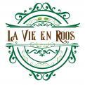 Logo # 1142594 voor Ontwerp een romantisch  grafisch logo voor B B La Vie en Roos wedstrijd