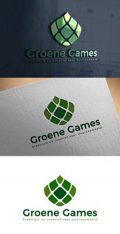 Logo # 1212147 voor Ontwerp een leuk logo voor duurzame games! wedstrijd