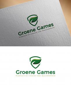 Logo # 1212261 voor Ontwerp een leuk logo voor duurzame games! wedstrijd