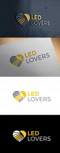 Logo design # 1211408 for Design a new logo   corporate identity for our  LED  lighting brand contest