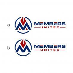 Logo design # 1127097 for MembersUnited contest
