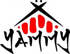 Logo # 1056386 voor ontwerp een horeca logo voor een nieuw te openen asian korean bbq restaurant wedstrijd