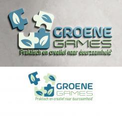 Logo # 1210122 voor Ontwerp een leuk logo voor duurzame games! wedstrijd