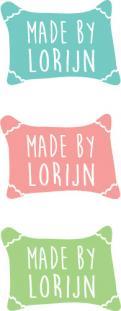 Logo # 357392 voor Ontwerp een edgy, creatief en hip logo en banner voor mijn webwinkel met zelfgemaakte woonaccessoires wedstrijd