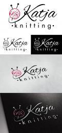 Logo # 413613 voor Logo for knitting designer wedstrijd