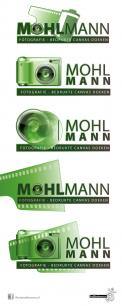 Logo # 165526 voor Fotografie Mohlmann (for english people the dutch name translated is photography mohlmann). wedstrijd