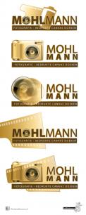 Logo # 165531 voor Fotografie Mohlmann (for english people the dutch name translated is photography mohlmann). wedstrijd