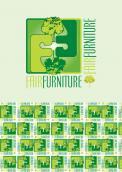 Logo # 136340 voor Fair Furniture, ambachtelijke houten meubels direct van de meubelmaker.  wedstrijd