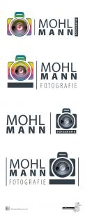 Logo # 166165 voor Fotografie Mohlmann (for english people the dutch name translated is photography mohlmann). wedstrijd