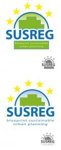 Logo # 183770 voor Ontwerp een logo voor het Europees project SUSREG over duurzame stedenbouw wedstrijd