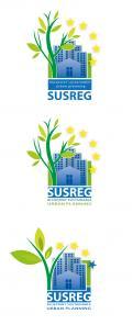 Logo # 182876 voor Ontwerp een logo voor het Europees project SUSREG over duurzame stedenbouw wedstrijd