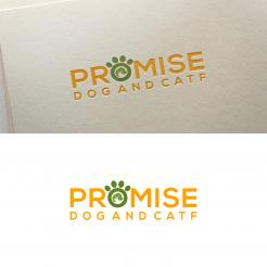 Logo design # 1194094 for promise dog and catfood logo contest