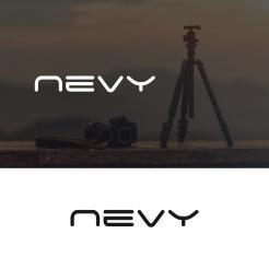 Logo # 1235761 voor Logo voor kwalitatief   luxe fotocamera statieven merk Nevy wedstrijd