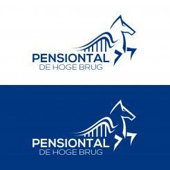 Logo # 1201269 voor Logo voor pensionstal wedstrijd