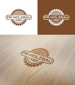 Logo  # 1162469 für Logo fur das Holzbauunternehmen  PR Holzbau GmbH  Wettbewerb