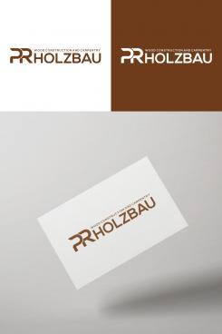 Logo  # 1160274 für Logo fur das Holzbauunternehmen  PR Holzbau GmbH  Wettbewerb
