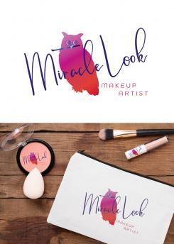 Logo  # 1096013 für junge Makeup Artistin benotigt kreatives Logo fur self branding Wettbewerb
