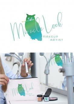 Logo  # 1096014 für junge Makeup Artistin benotigt kreatives Logo fur self branding Wettbewerb