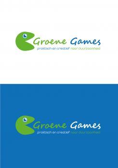 Logo # 1208305 voor Ontwerp een leuk logo voor duurzame games! wedstrijd