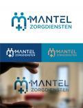Logo # 1198579 voor Ontwerp een logo met beeldmerk voor thuiszorgorganisatie Mantelzorgdiensten! wedstrijd