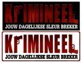 Logo # 502 voor Weblog 'Krimineel' jouw dagelijkse sleur breker - LOGO contest wedstrijd