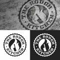 Logo # 382242 voor Logo stoer streetfood concept: The Rough Kitchen wedstrijd